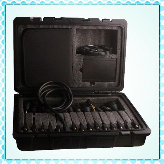 Цена за Лучшая Цена Профессиональные был MultiDiag Мульти DiagTruck Диагностический Инструмент с Bluetooth для Тяжелых грузовых автомобилей