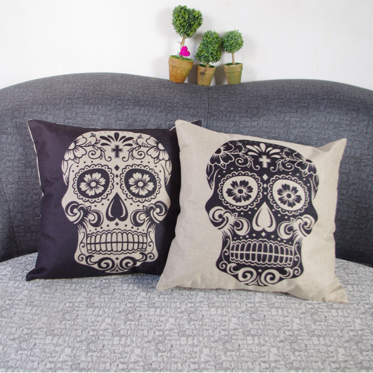 2016 halloween car cushion cushion without core decorative home decor decor sofa chair throw - Enhance your home decor with fancy cushions ...