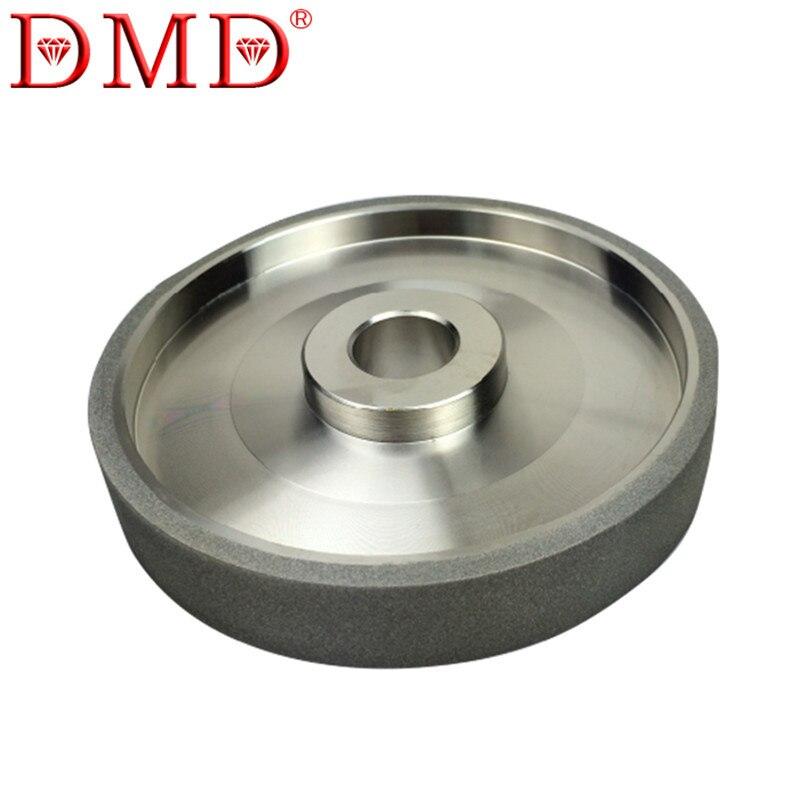 DMD Diamante Mole CBN Mola Diametro 150mm In Acciaio Ad Alta Velocità Per Il Metallo di pietra Rettifica Strumento di Potere Accessori