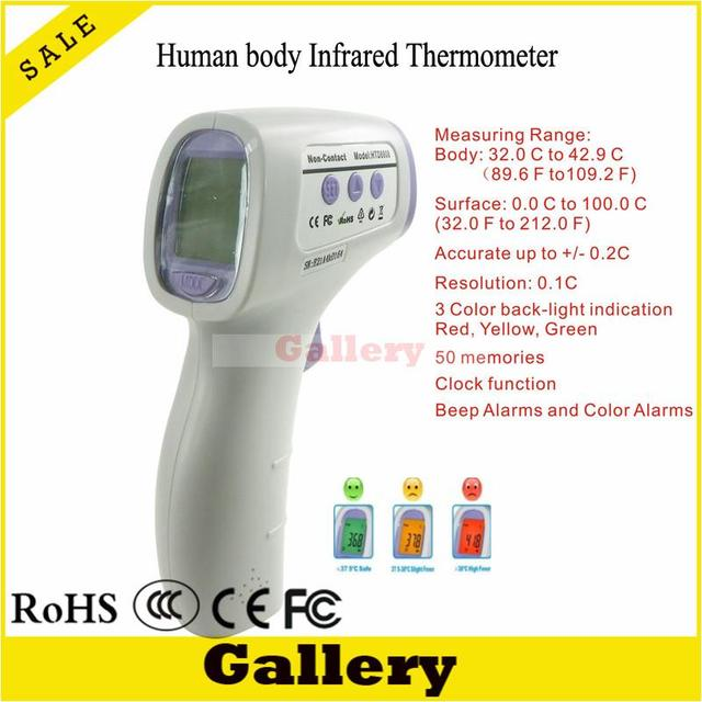 Digital Termometer Thermometer Ear New Baby Adult Multi Function Non  Contact Infrared Forehead Body Abs Lcd Display 96a1e7565d78b