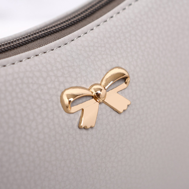 New cute bow shoulder bag female women evening clutch ladie purses and handbag handbags women famous brands women messenger bag