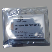 For iPod classic 7th 256GB 1.8 SSD Chip with case replacement for MK1634GAL MK3008GAL and for iPod video