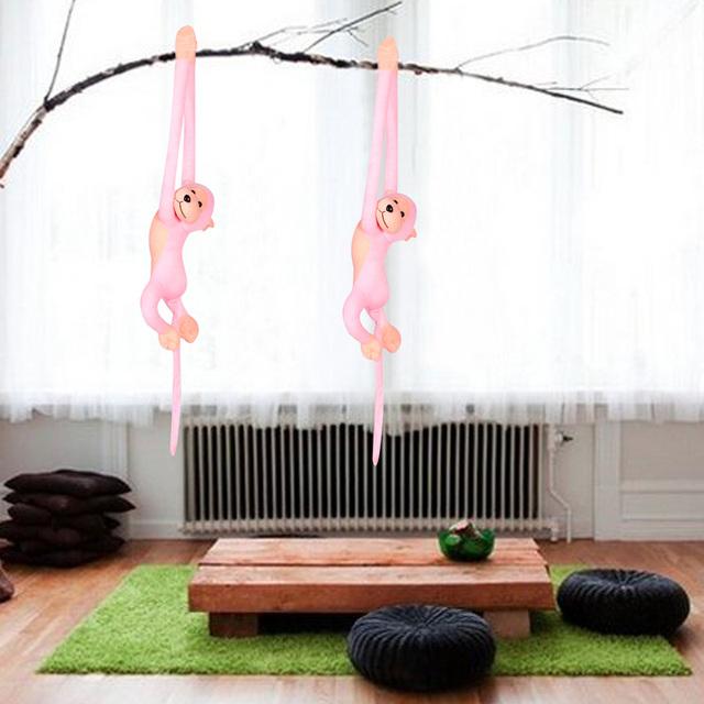 Colorful Long Monkey Plush Toy