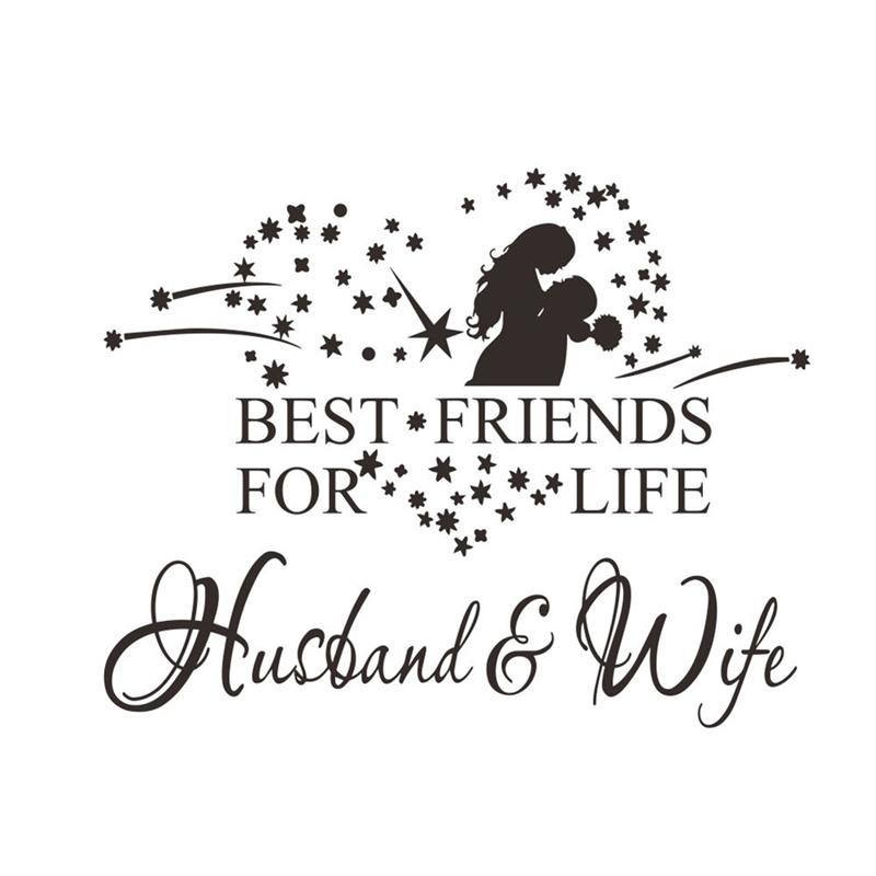 Best Friends For Life Husband And Wife Bedroom Love Marriage Family