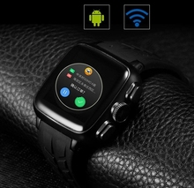 Smartwatch Bluetooth font b Smart b font Watch for Apple iPhone IOS Android Phone Intelligent Clock