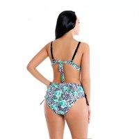 New Bikini 2019 Swimwear Women Swimsuit Bathing Suit Women Bikini Push Up High Waist Bikini Plus Big Size Swimwear 8XL Two piece