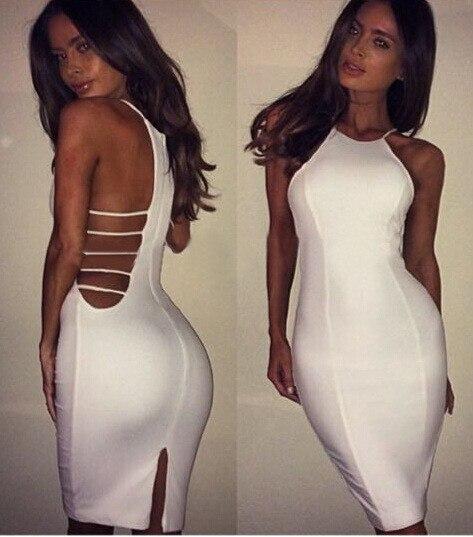 Backless Club Dresses 2015