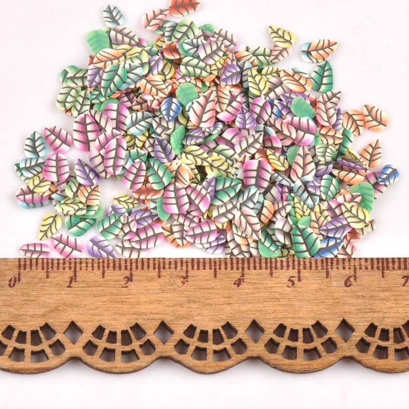 Supply 90 pcs Yellow Pollen Lilly Ellipsoid Flower Floral Scrapbook Craft Supply Wedding Embellishment Card Making Polymer Clay