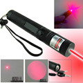 Promotion! 301 Focus Burning 532nm Red / Green Laser Pointer ,hot red Laser Pen Lazer Beam Military Green Lasers