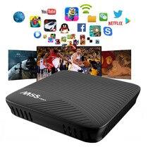 Genuino MECOOL S912 M8S PRO Android 7.1 Smart TV Box Amlogic 64 bits Octa Core UHD 4 K BT 4.1 2.4G/5G WiFi Set top Box