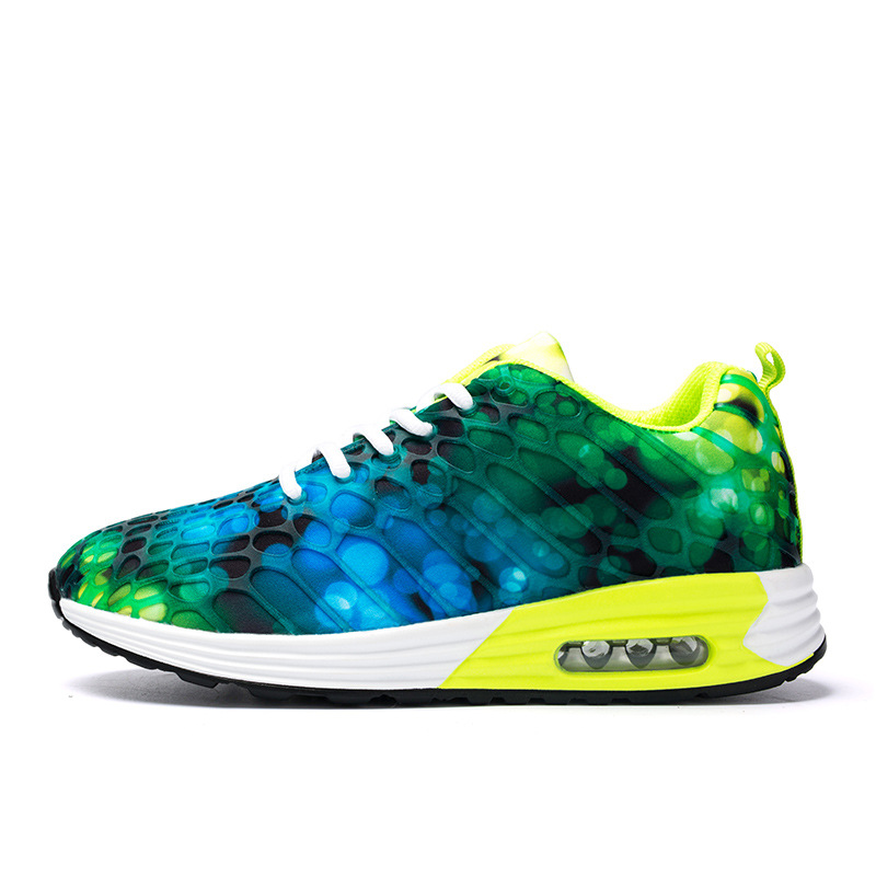 Men/'s HOT US Sports Shoes Air Cushion Camo Athletic Trekking Sneakers Breathable
