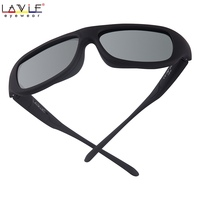 Original Design Magic LCD Sunglasses Men Polarized Sun Glasses Adjustable Transmittance Darkness With Liquid Crystal Lenses