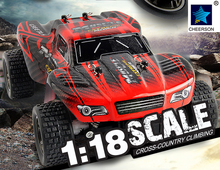 1:18 High Speed Racing Buggy Truck Monster Off Road Remote Control Car Models Children Gift