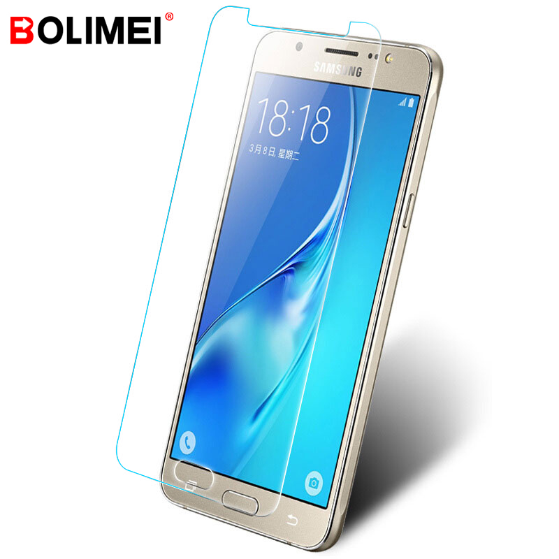 9H Tempered <font><b>Glass</b></font> for <font><b>Samsung</b></font> Galaxy S7 S6 S5 Screen Protection For <font><b>Samsung</b></font> J3 J1 <font><b>J5</b></font> J7 A3 A5 A7 2017 2016 Protective film image