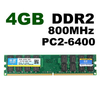 Brand New 4GB DDR2 800Mhz Single PC2 6400 DIMM 240Pin For AMD Chipset Motherboard Desktop Memory