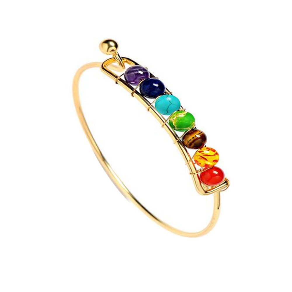 BC012-9 Chakra Bracelets