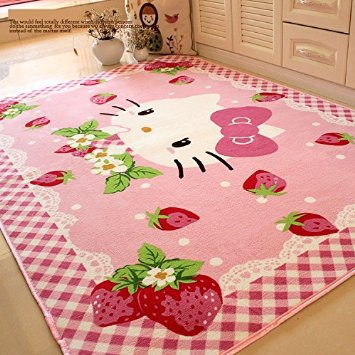 Unique Hello Kitty Carpet Bedroom Cute Polka Dot Girls Rug For Living Room  Sweet. Online Get Cheap Girls Bedroom Rugs  Aliexpress com   Alibaba Group