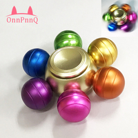 Hot Selling EDC Toys Six Ball Hand Spinner High Quality Metal Profession Hand Spinner ADHD Tri