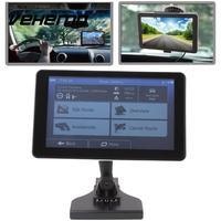 Car 7 Inch High Definition HD Screen GPS Navigator Vedio MP3 With Map Black