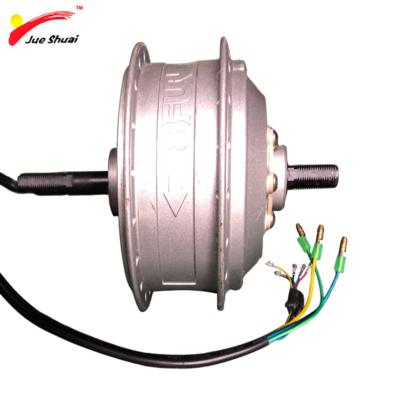 BAFANG Electric Motor for Bike Bicycle Brushless Gear Hub Motor Rear Drive V Disc Brake Electric
