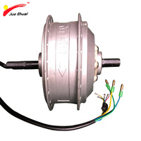 BAFANG Electric Motor for Bike Bicycle Brushless Gear Hub Motor Rear Drive V Disc Brake Electric Motor Wheel Ebike E bike Wheel