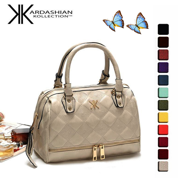Kim Kardashian Bags For Women Luxury Bag Designer Handbags Famous Brand High Quality In Top Handle From Luggage On