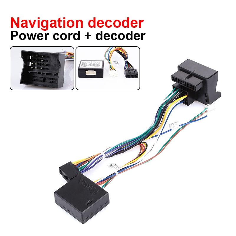 Vehemo 9 дюймов автомобильный навигационный декодер декодирование навигационное соглашение обновление соглашение Коробка Вставка автозапчасти