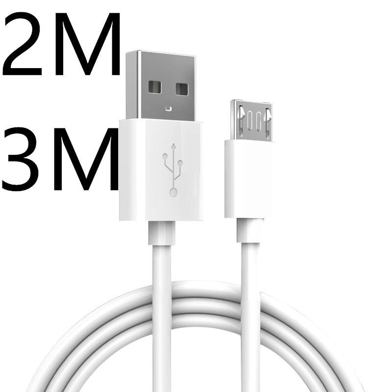Micro-Usb-Cable Charging-Plug Samsung Galaxy Cable-Line S7-Edge 1 For S6 S3 S4 S5 1M