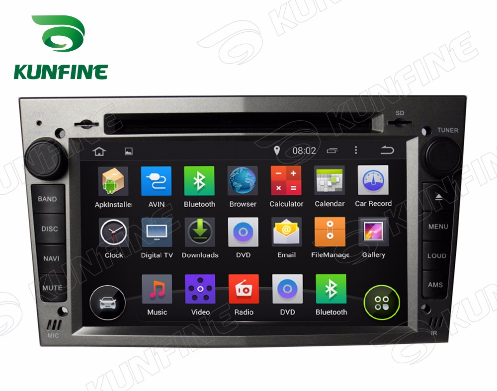 2 GB RAM Octa-core Android 6.0 Auto DVD GPS Navigation Multimedia Player...