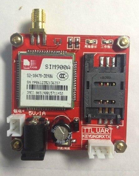 GPRS GSM SIM900A development board text messages gprs module sim800c development board bluetooth gsm g800c sim800l stm32 industrial grade