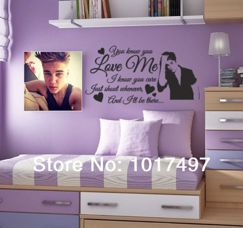 gallery for justin bieber room ideas for girls