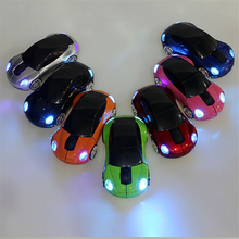 BINYEAE Wireless mouse USB 2.4Ghz Optical Gaming Mouse Mice Portable Vehicle mouse for Gift For PC Laptop Computer Macbook