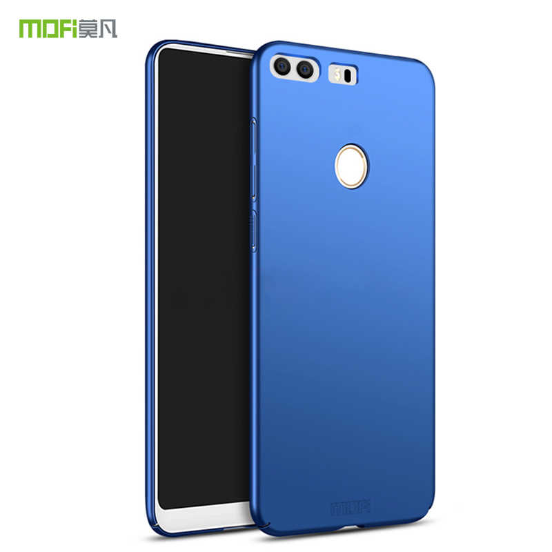 for Huawei honor 8 case original 5.2 inch MOFi Brand Huawei honor8 case cover hard protection capas honor 8 back honor8 cover