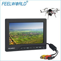 Feelworld Seetec Official Store 7 High Brigtness Ground Station HD FPV Monitor FPV769A