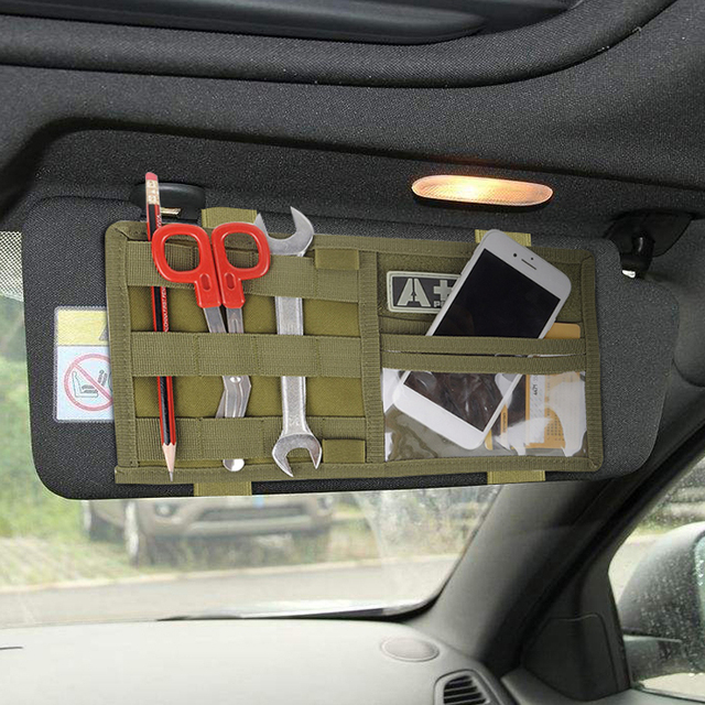 Auto accessories for travel kits 2