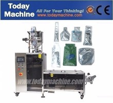 Coffe Pod and Sugar Packing Machine For Irregular Shape Bag