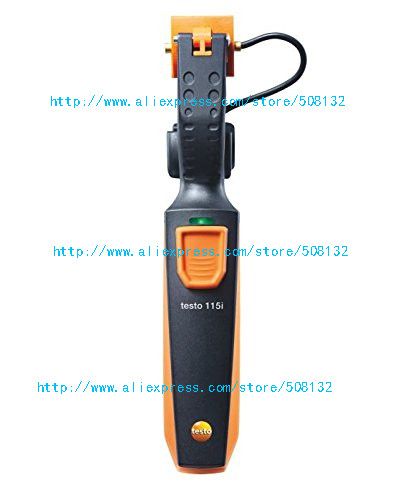 testo 115i Clamp Thermometer with Smartphone Operation Bluetooth 0560 1115