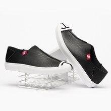 8a6aa00eeb AA zapatos para Hombre Zapatos casuales Venta caliente transpirable de  verano Slip en los zapatos de cuero de los hombres mocasi.
