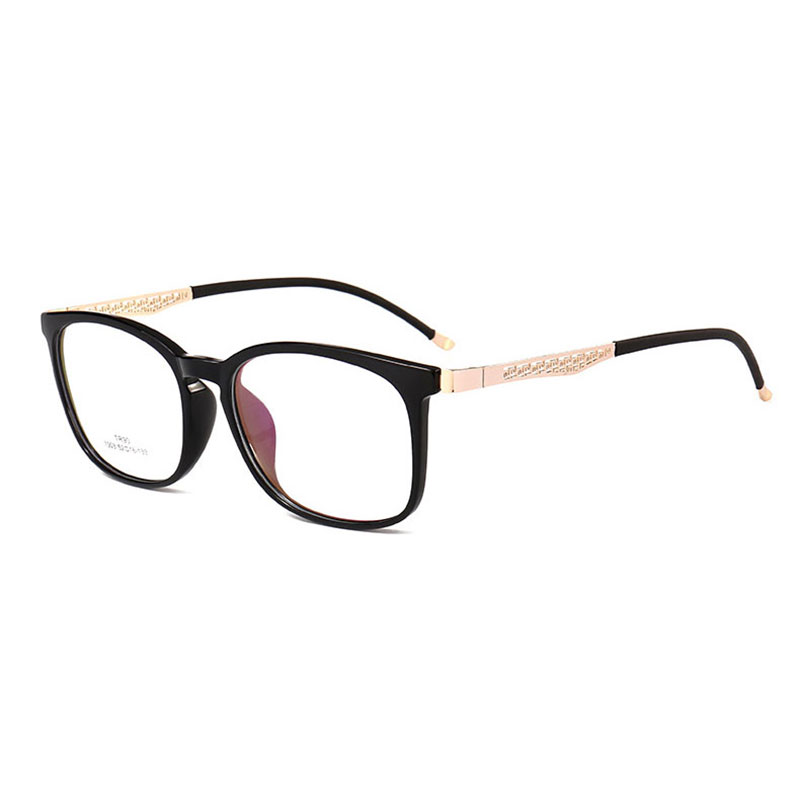 Fashion 7003 Optical Eyeglasses Frame Prescription Optical Glasses Frame for Men and Women Spectacles Full Rim Eyewear-in Men's Eyewear Frames from Apparel Accessories