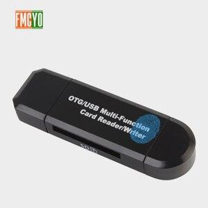 Image 3 - Micro USB ประเภท C สนับสนุน Micro SD/TF Card/USB Reader โอนข้อมูล OTG Adapter Converter สนับสนุนสำหรับ dropship