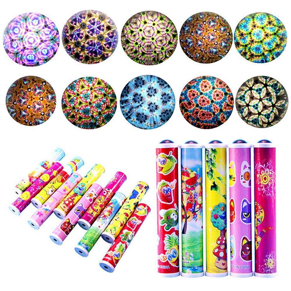 Colorful World Magic Kaleidoscopes  Best Children Educational Toys Children Best Toys