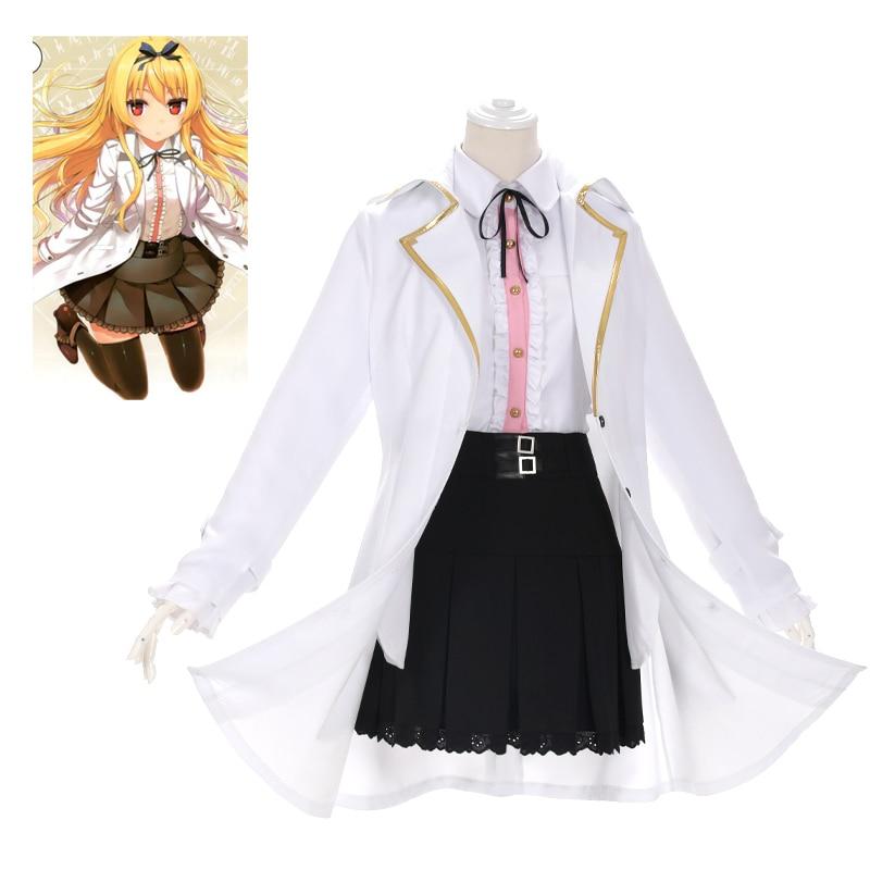 Anime Arifureta Shokugyou de Sekai Saikyou Yue Cosplay Costume From Commonplace to World s Strongest Custom