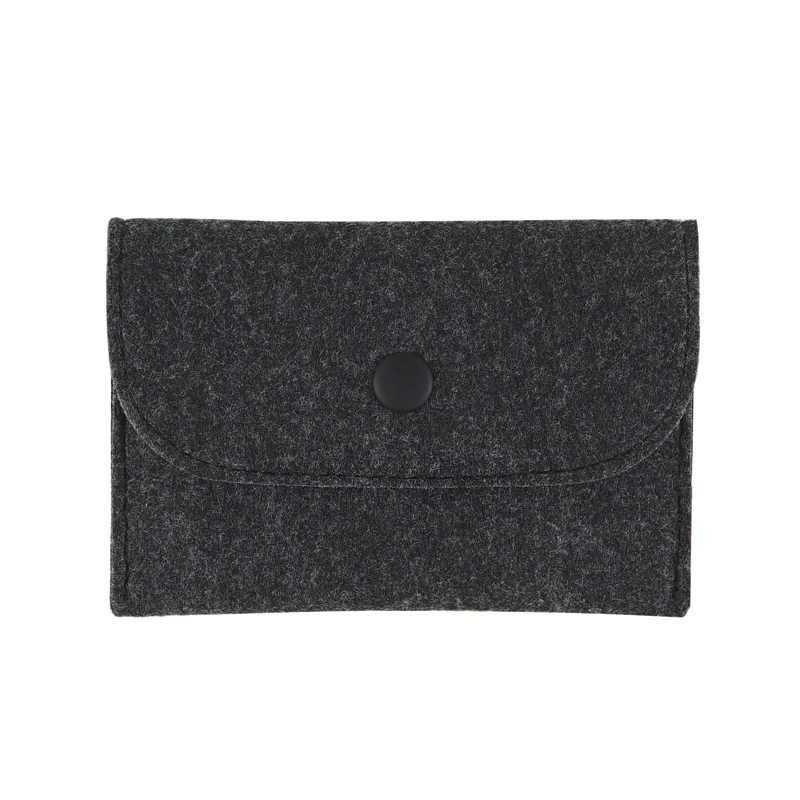 Alta Qualidade De Lã Menino Dos Homens Das Mulheres de Mini Mudança Coin Bolsas Saco Da Bolsa Da Senhora Menina Estudantes Cartões Segure Bolsa Carteiras livre grátis