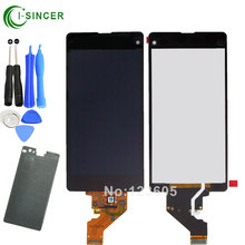 For Sony Xperia Z1 Mini D5503 Z1 Compact LCD Screen Display With Touch Screen Digitizer Tools