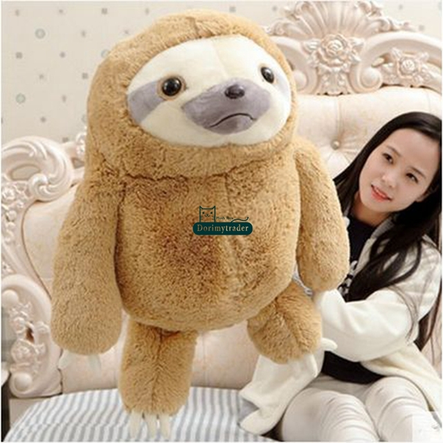 Dorimytrader Hot 28 70cm Giant Plush Soft Stuffed Emulational