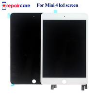 3PCS Free DHL New LCD Display Touch Screen Assembly Replacement For iPad Mini 4 A1538 A1550 LCD Digitzer Panel EMC 2815 EMC 2824
