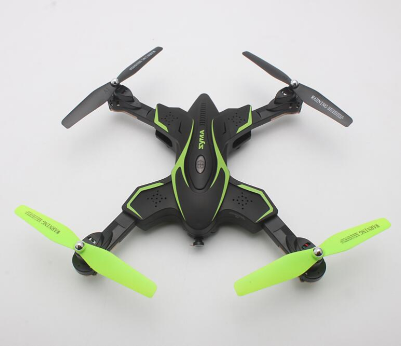 Hot Smart Aerial Selfile WIFI Real Time RC Drone X56W-P 2.4G 12mins Optical flow positioning attitude hold Folding RC helicopter