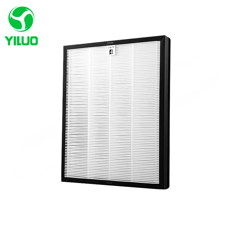 304*242*30mm HEPA Filter Screen High-efficiency to Filter Air for AC4001 Air Purifier Parts to Cleaning Home 295 240 35mm hepa filter screen for ac4026 ac4025 air cleaner to filter air high quality air purifier parts