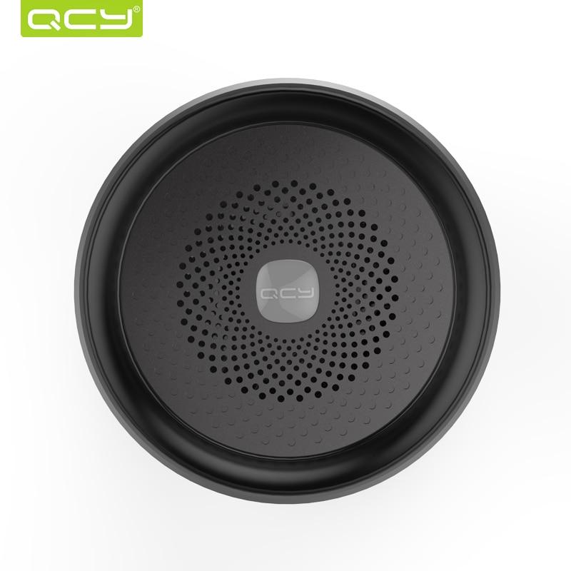 QCY QQ1000 single speaker stereo metal loudspeaker portable bluetooth 4 2 chip wireless speaker sound