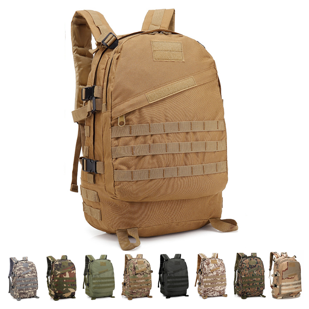 40L Rucksack Tactical Backpack Tactical Bag Military Backpack Army Travel Outdoor Bag Sports Waterproof Hiking Hunting Camping 40l nylon 900d outdoor sports tactical military backpack camping cycling hiking climbing rucksack waterproof hunting sports bag